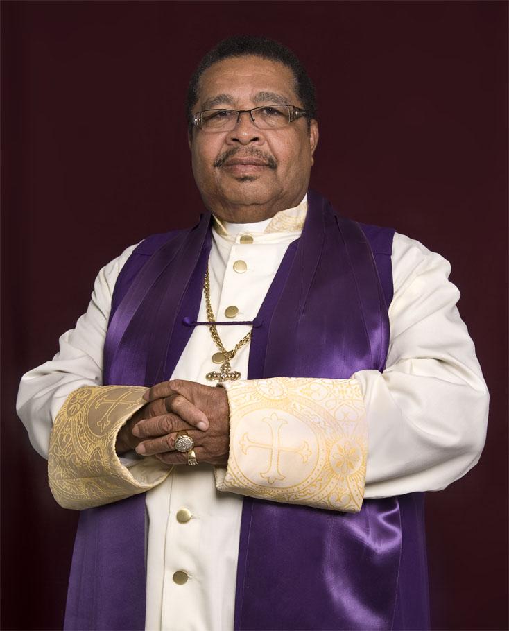 Our Pastor – Emanuel Temple